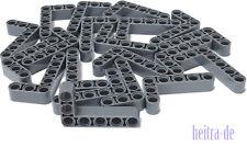 20 x Liftarm 1x2 dick gelb 43857 NEUWARE 2 x Pinloch LEGO Technik