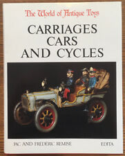 Jac, Frederic Remise / Carriages Cars and Cycles First Edition 1984