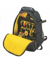 Stanley 1-72-335 Tool Storage Backpack Tool Bag Rucksack STA172335