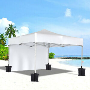 Fixed Sandbags Sun Shelter Umbrella Holder Tent Feet Weighted Sand Bag Stand LP