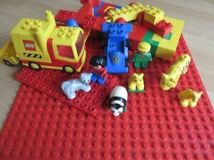 LEGO DUPLO Bausteine und Bauplatten