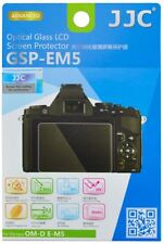 JJC GSP-EM5 Optical Glass LCD Screen Protector for Olympus OMD E-M5 Camera