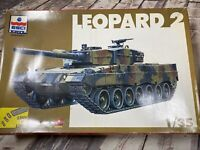 Leopard 2 ESCI/ERTL 1/35 5022 Model Tank Kit No Decals
