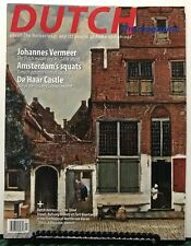 Dutch Magazine Johannes Vermeer Amsterdam's Squats Jan/Feb 2016 FREE SHIPPING JB