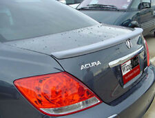 2005-2006-2007-2008 Painted REAR TRUNK LIP SPOILER Fits ACURA RL ALL Colors