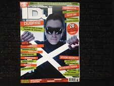 International DJ Magazine August 2008 Ali Dubfire