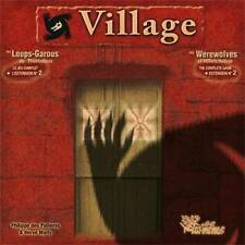 The Village by Asmodee Werewolves of Miller's Hollow Expansion Board Game