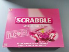 Scrabble Pink Special Edition Breast Cancer Awareness