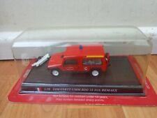 1/50 SCALE FRANCE 1990 VSRTT UMM BDU 11 D1L BEMAEX - DEL PRADO FIRE ENGINE MODEL