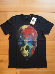Slim Fit /'Signature Stripe/' Shirt in Multi Size XL Paul Smith RRP £185