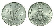 pci0215) Italia Repubblica in Italma - lire 2 1958 ULIVO R2
