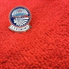 """Us Army 501St Airborne """"Geronimo"""" Hat/Lapel Pin"""