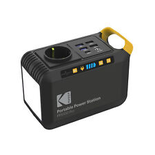 Kodak Portable Power Station PPS100 Pro mit 88,8 Wh, Li-Ion-Akku und AC