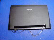 "Asus 17.3"" G74S Genuine Laptop Back Cover w/ Bezel 13GN561AP012-1 GLP*"