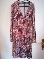 Damenkleid, mehrfarbig, Gr. 42 der Fa. Comma