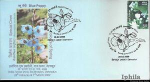 Blue Poppy Flowers flower show Dehradun plants Flora India special cover