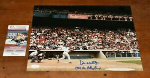 DON MATTINGLY Signed Inscribed 1984 AL Batting Champ 11x14 Photo-Yankees-JSA