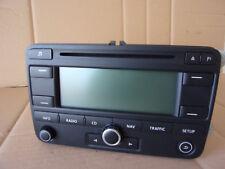 Navi sistema de navegación RNS 300 VW Passat 3c golf 5 1k0035191c con código