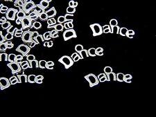 20 Pcs - Tibetan Silver Dance Charms Pendants Necklace Jewellery Performance D12