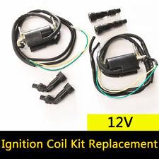 Ignition Coil Kit Replacement for Kawasaki KZ Suzuki GS Honda CB 650 750 900