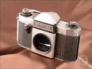 Praktica PL Nova 1 M42 Screw Mount Film Camera - 127