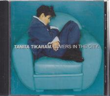 """TANITA TIKARAM """"Lovers In the City"""" CD-Album"""