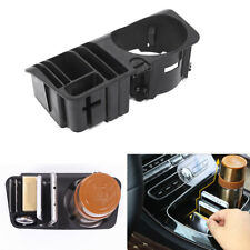 Car Water Cup Holder Storage Box Container Tray For Mercedes Benz C class W205