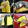Super Soft Car Kitchen Absorbent Microfiber Towel Cleaning Drying Wash Cloth Du