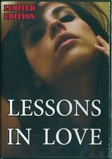 Lessons in Love (2013) DVD - Bill Zebub - Brand New! Ships First Class!