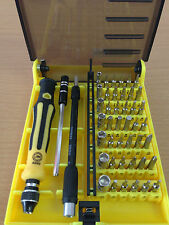 45 Piece Electronic Tool Kit Repair Set Laptop PC Computer Mobile 45-IN-1 Kit