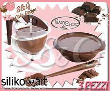 KIT COCO FUNNEL THERMO CHOC COLATA SILIKOMART CAKE DESIGN CIOCCOLATA