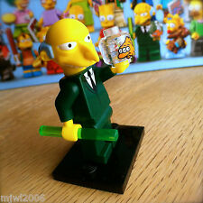 LEGO 71005 THE SIMPSONS Minifigures MR. BURNS #16 SEALED Minifigs Series 1 Monty