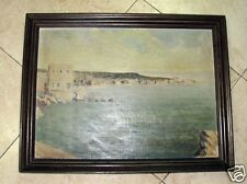 """Ivan Loncaric Papic Original Oil Painting on Canvas 27.1"""" * 20.8"""" Framed"""