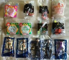 LOT of 13 variety McDonald's Happy Meal Toys Figures