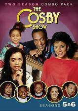 The Cosby Show: Seasons 5 Five & 6 Six (DVD, 2015, 4-Disc Set) - NEW!!