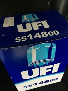 UFI diesel fuel filter for 2009 Fiat Ducato 130 multijet, brand new in box