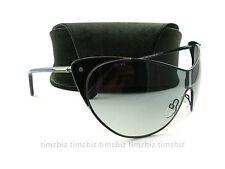 New Tom Ford Sunglasses TF364 Vanda 01B Black FT0364/S Authentic
