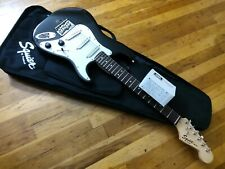 Fender Squire w/ Lindy Fralin Pickups ( mini Strat )