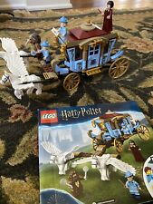 Lego Harry Potter:Beauxbatons' Carriage Arrival At Hogwarts (75958)