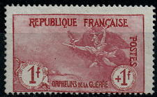TIMBRE FRANCE  1917/18 n°154 NEUF** TTBE