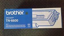 Brother Genuine TN6600 BLACK Toner Cartridge