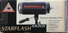 Photoflex starflash 1000 Monobloc Strobe Flash Light Photography