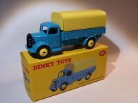 Camion Austin bâché  - ref 413  de dinky toys atlas