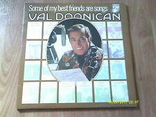 VAL DOONICAN-SOME OF MY BEST FRIENDS ARE SONGS 2xLP(PHILIPS)SIGNED