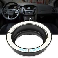 Car Luminous Ignition Switch Ring Keys Hole Cover Trim for Ford Focus 2005-2018