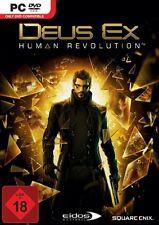 DEUS EX: Human Revolution Augmented Edition PC Steam Key Download Code PER MAIL
