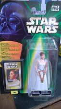 Star Wars  Episode 1 Flashback Princess Leia Organa  figure carded