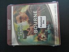 The Bourne Identity HD DVD Promotional Disc NEW Matt Damon FREE SHIPPING Sealed