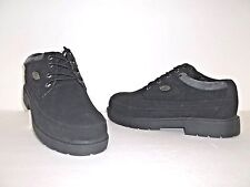 Lugz Men's Mission Sr Lo Casual Work Boots Black Size 11 M
