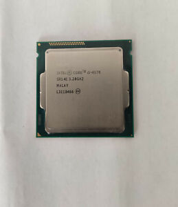 Intel Core I5-4570 3.20GHz SR14E LGA1150 6Mo
